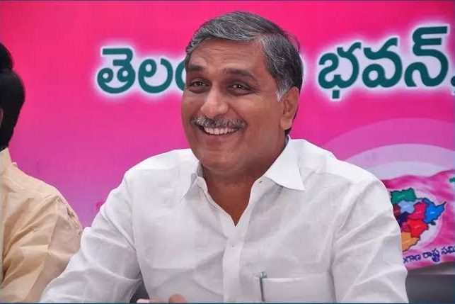 Harish Rao's Satirical Comments On Ysrcp Govt.