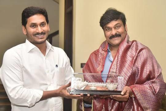 Breaking: Chiranjeevi Supports Jagan's 3 Capitals Proposal