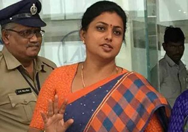 Ayesha's Mother Is Intentionally Defaming Me- Roja