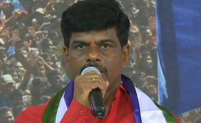 National Media Focuses On Gorantla Madhav's Rape Charges