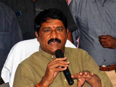 Ap Capital: Ganta Appreciates Jagan, Faces Ire