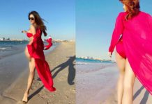 Pic Talk: Kgf Girl Flaunts At Her Best