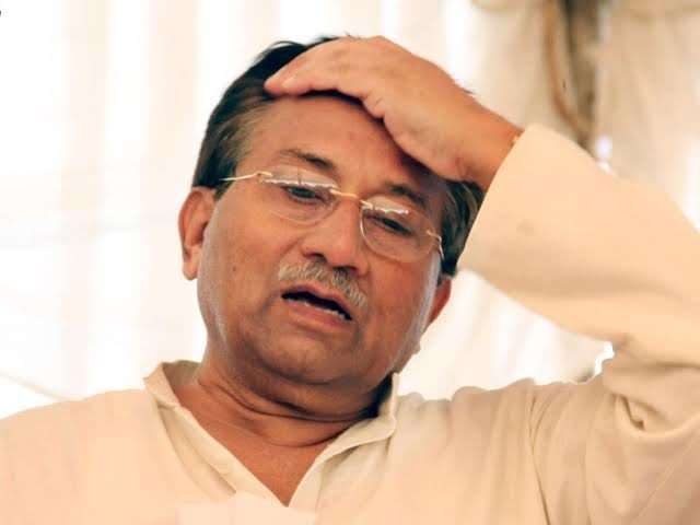 Breaking: Musharraf Awarded Death Sentence