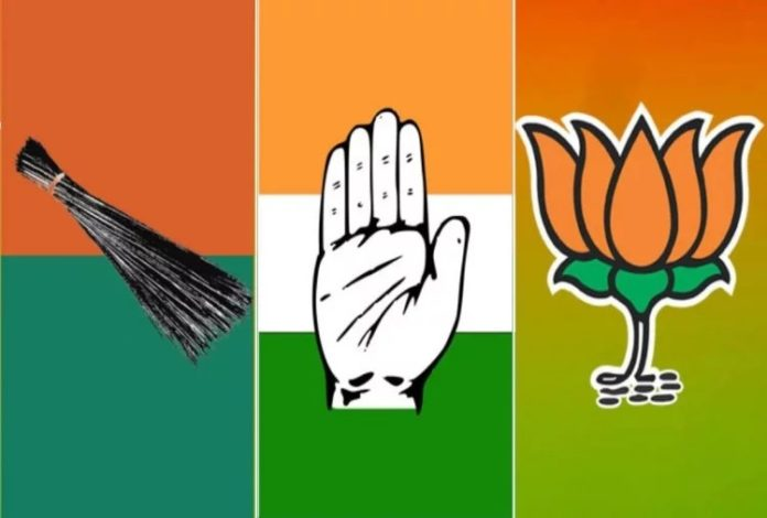 Know, The Strength And Weakness Of Aam Aadmi Party, Bjp And Congress In Delhi Election
