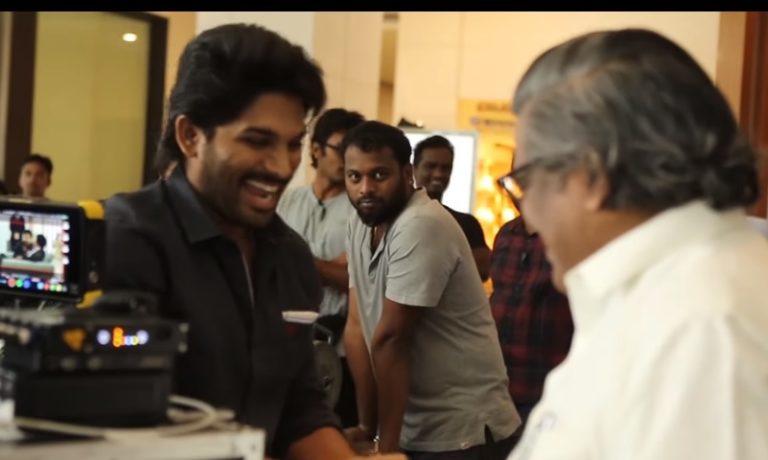 Video: Ala Vaikunthapurramuloo – Movie Making