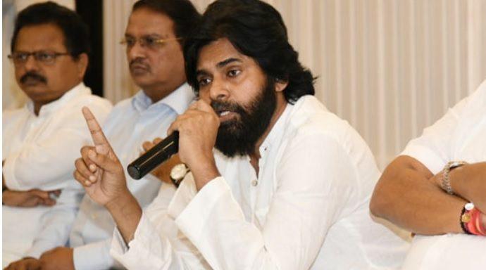 Bjp Ties Up With Janasena In Andhra Pradesh