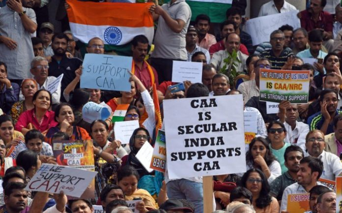 Awareness Increased In Support Of Caa, Awareness Rally In Many States.