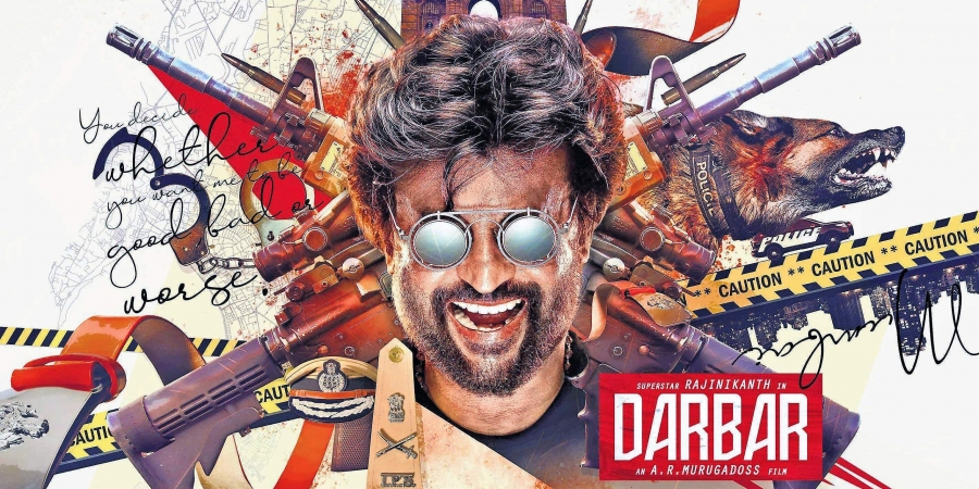 Darbar Telugu Amazon Streaming Release date