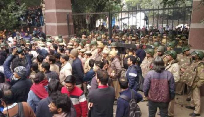 37 People Identified In Jnu Violence