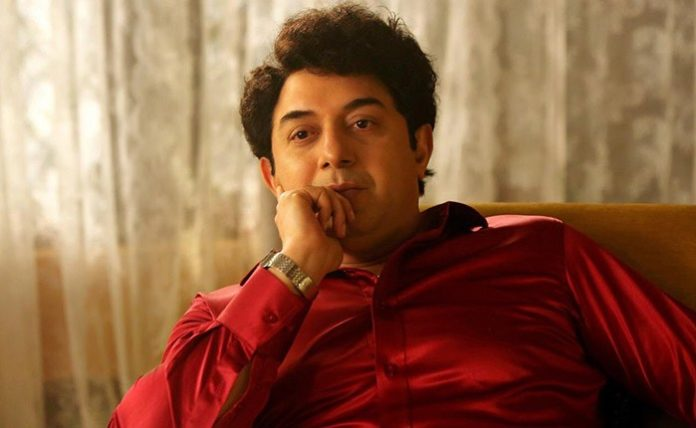 Arvind Swami Stuns In The First Look As Puratchi Thalaivar Mgr