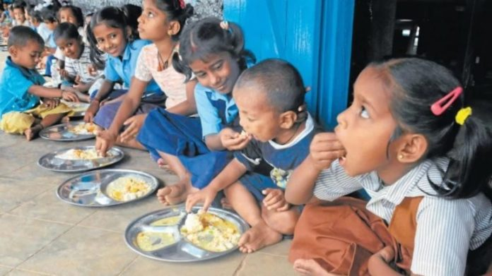 Children Will Get Chicken, Eggs, Sweets, And More In Ap Govt Schools