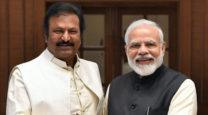 Wah!! Mohan Babu Fixed Modi Appointment With Ap Cm?