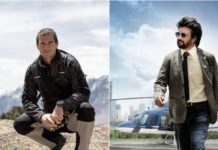 Rajinikanth Shooting For Bear Grylls Show In Bandipur Forest