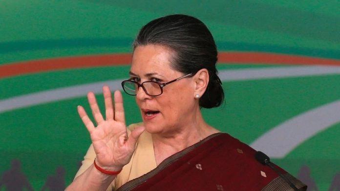 Sonia Gandhi Accuses The Modi Government Of Jnu Controversy.