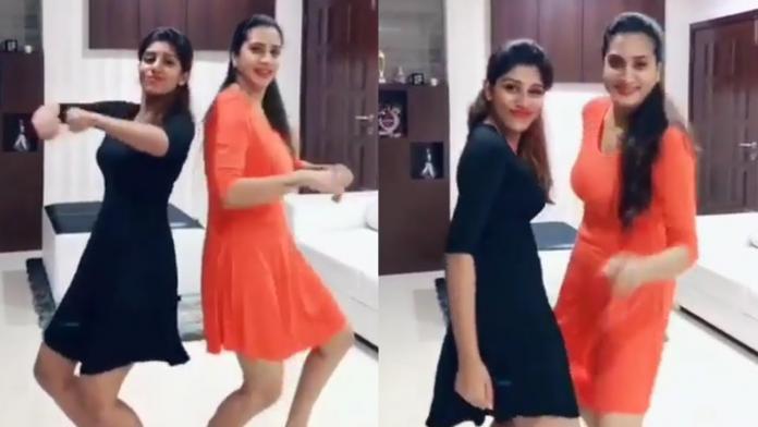 Telugu Actress Surekha Vani Dance Video Goes Viral on Net