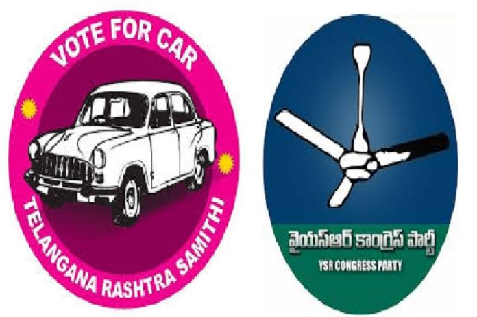 Trs And Ysrcp Are Number 1 In The List Of Regional Parties