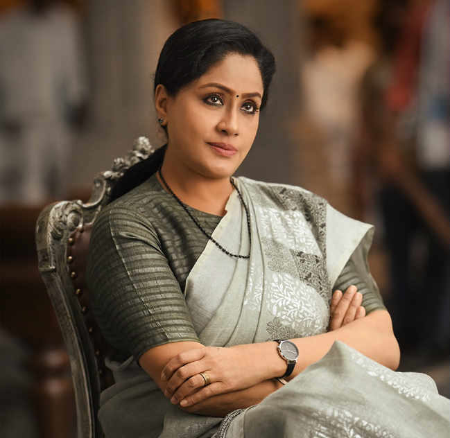 Filmmakers Need To Pass Two Conditions To Rope In Vijayashanti