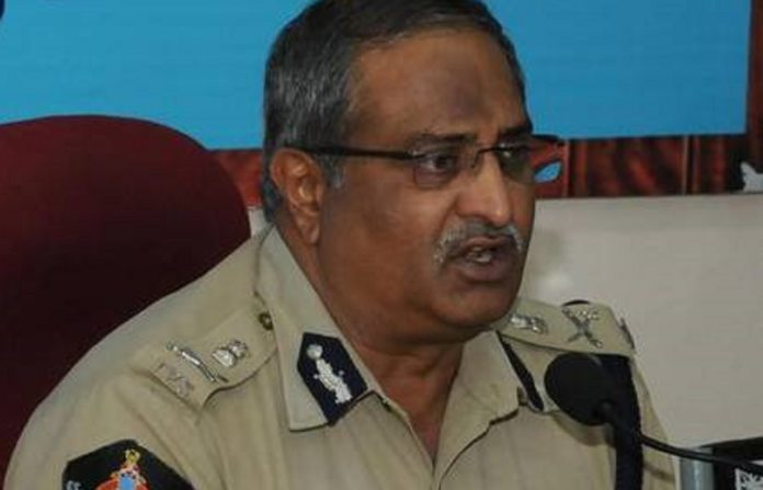 Ap Government Suspends Senior Ips Officer
