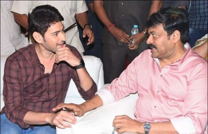 Mahesh Affect: Changes In Chiru152