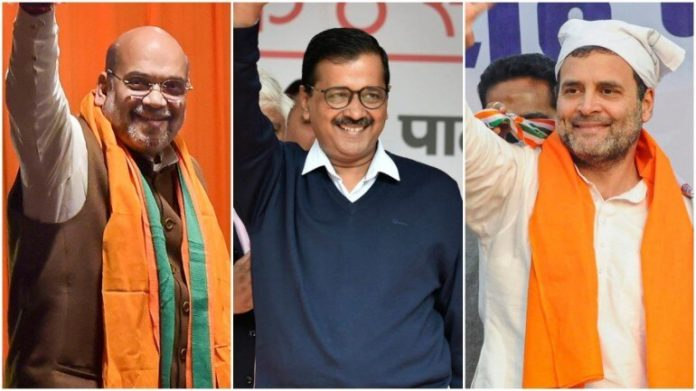 Delhi Chose Broomstick Once Again: Aap Is Back