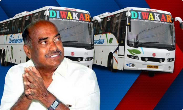 Prostitution In Buses ??? Big Breaking News In Andhra Pradesh!
