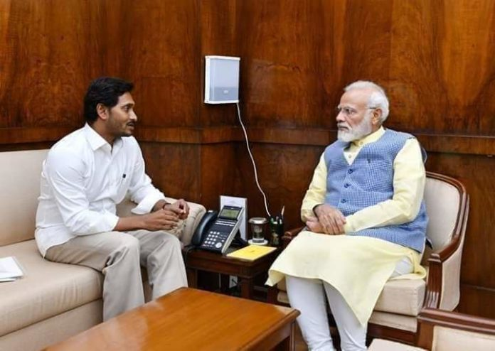 Oh My God! That's The Secret Behind Jagan's Visit To Delhi?