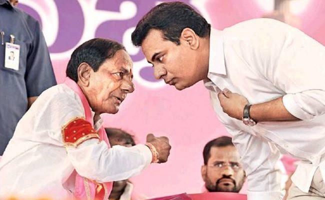 Ktr As Cm? Kcr Makes No Mistake Like Sonia Gandhi