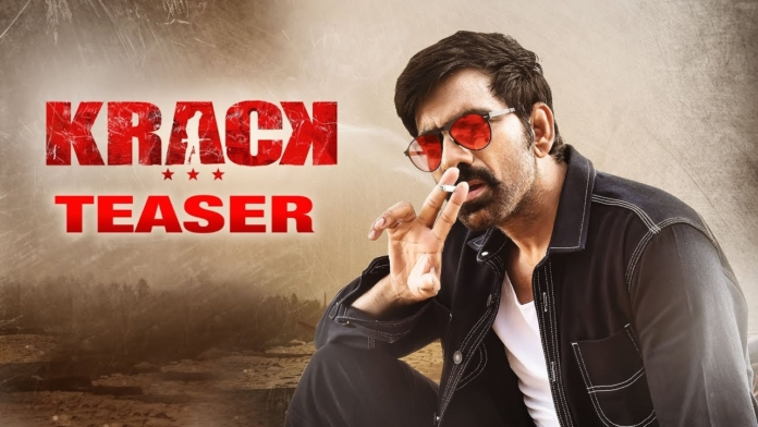 Video: Raviteja's Krack Teaser