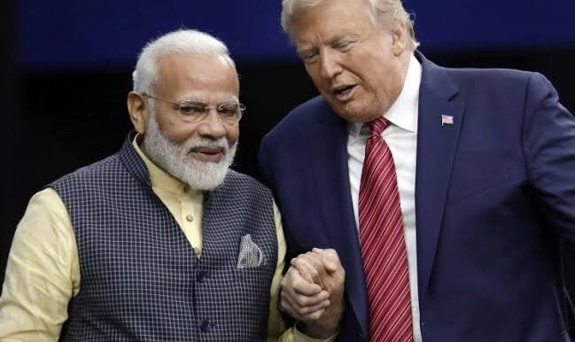 Donald Trump's Sacrificed This For Narendra Modi?!