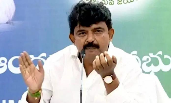 Perni Nani Throws Shock To Jagan !!