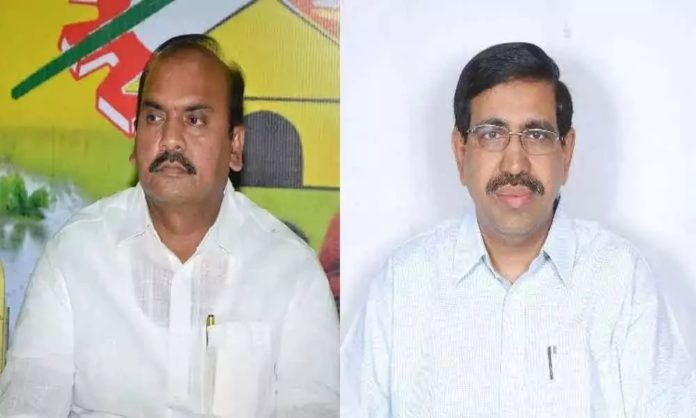 Two Andhra Ex-ministers Absconding From Law?