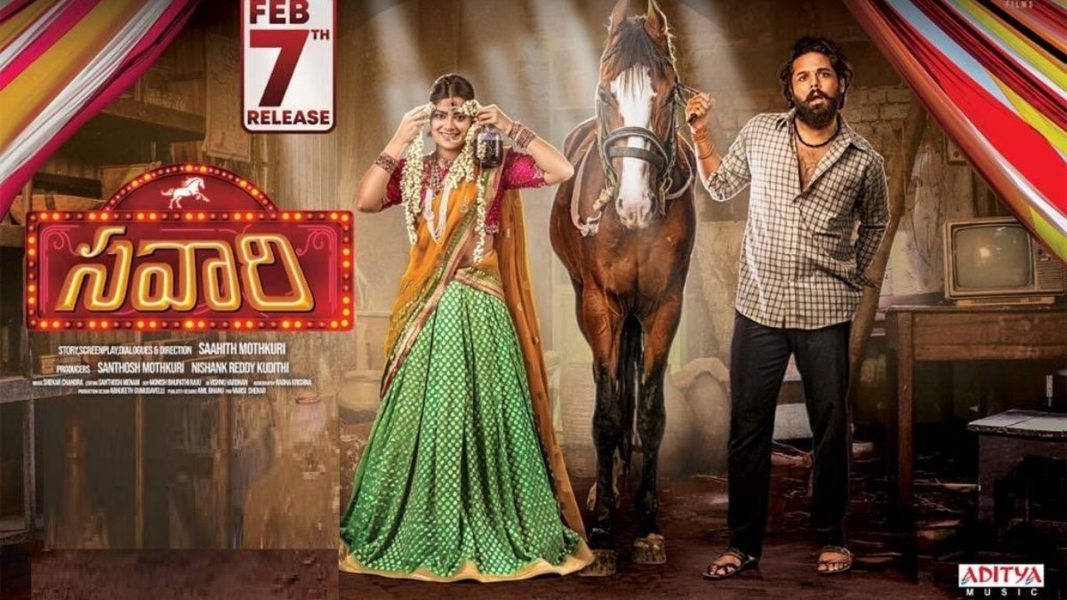 Savaari Movie Review Savaari Telugu Review Savaari Movie Live Updates