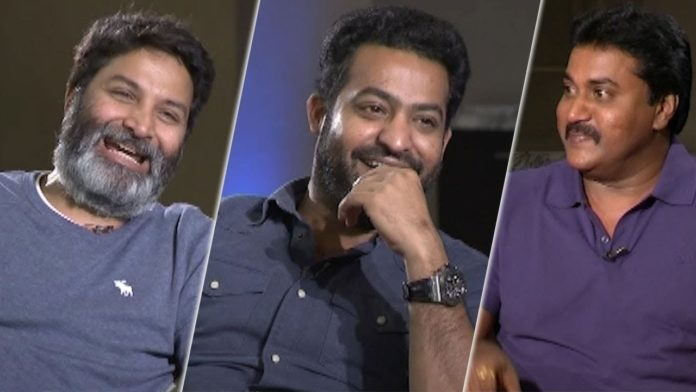 Trivikram Planning A Special Role For Sunil In Ntr's Next?