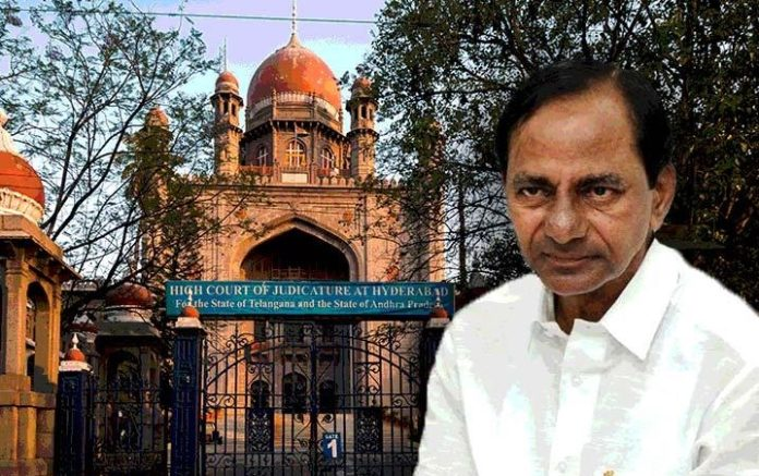 "Why High Court Asked Kcr To ""have Patience""?"