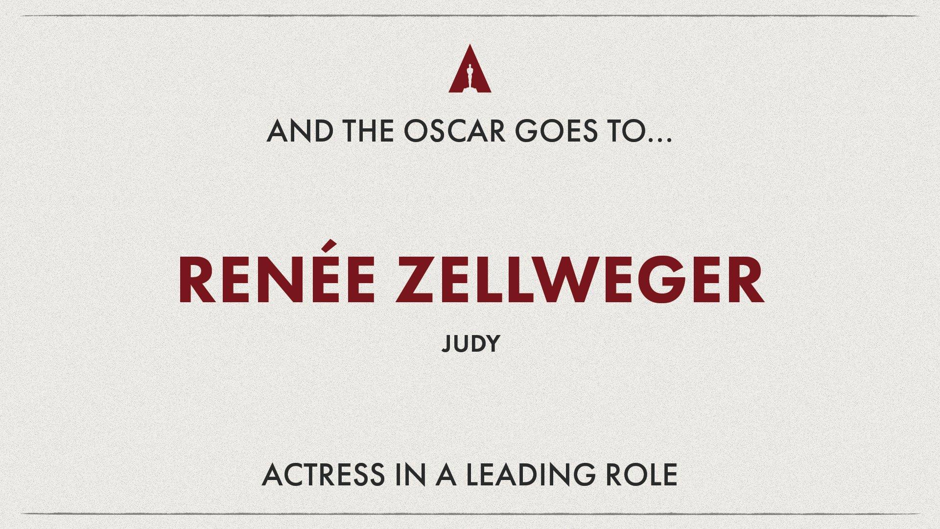 Live Updates: Hollywood's Oscars 2020 Winners List