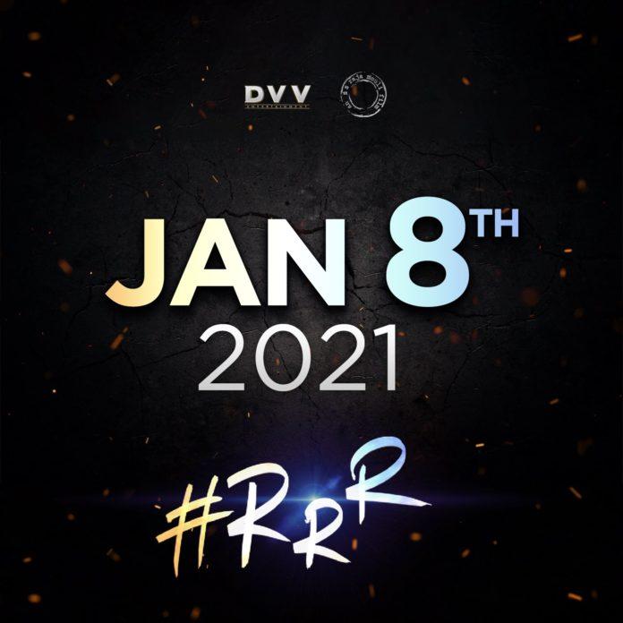 Breaking: Ss Rajamouli's Rrr New Release Date