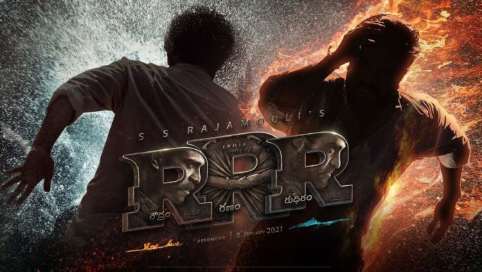 Video: Rrr Motion Poster | Ntr | Ramcharan