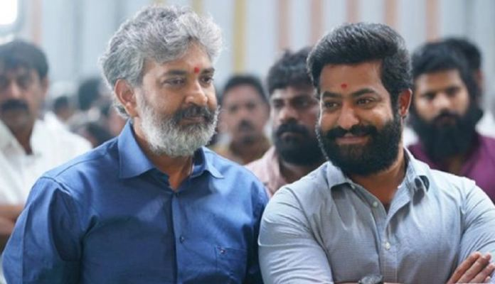 Rrr: Rajamouli's Special Care On Ntr's Role