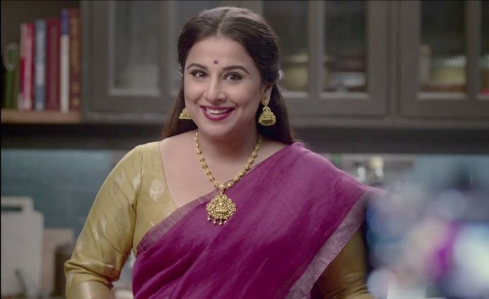 Vidya Balan Gets Trolled For Thanking Coronavirus