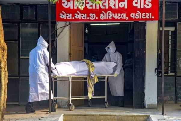 Most Miserable Death To West Bengal's Covid-19 Patient