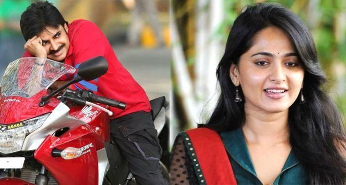 Anushka For Pawan Kalyan – Krish Film?