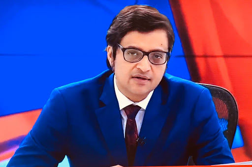 Arnab Attacked By Unknown Miscreants While Driving