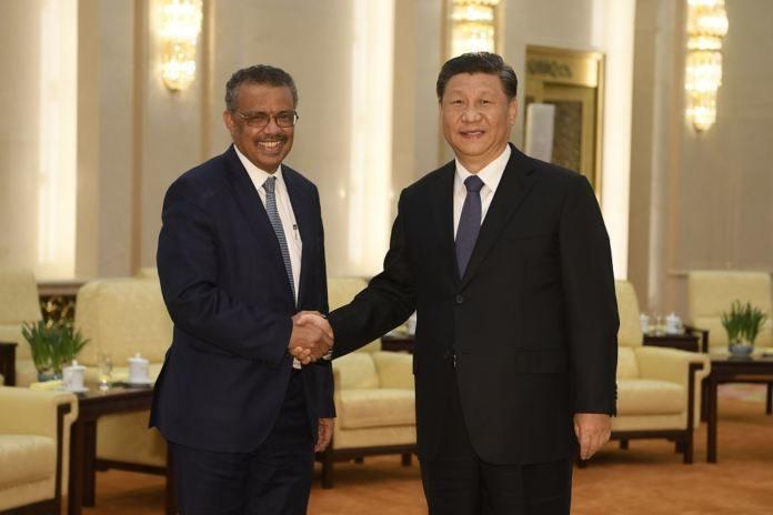 China Vs Who
