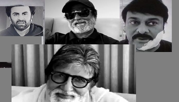 Video: Indian Superstars Short Film – Family A Made At Home