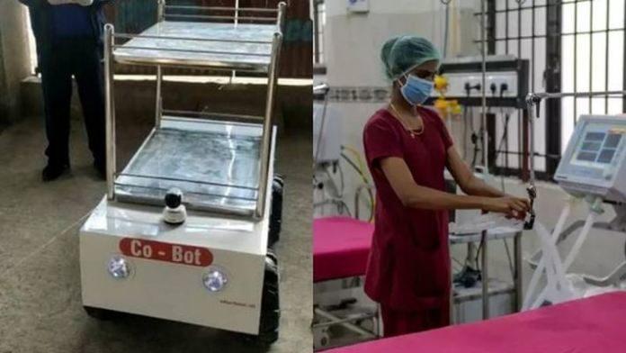Jharkhand Hospital Deploys Collaborative Robots In Isolation Facility