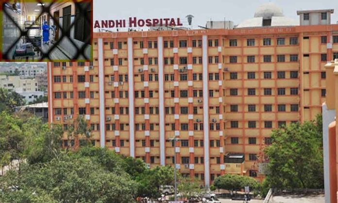 Central Government Gave Approval To Gandhi Hospital To Conduct Plasma Therapy