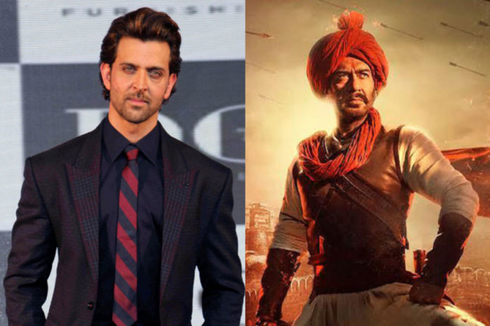 Hrithik Roshan And Ajay Devgn Encourage Recovered Patients To Donate Blood