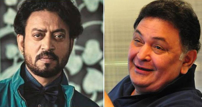 Special: Celebs Responds About Rishi Kapoor And Irrfan Khan's Demise