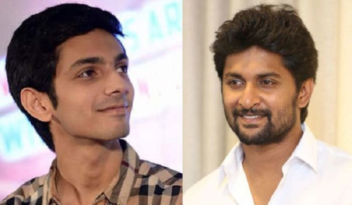 Hat-trick Movie Combo For Nani And Anirudh