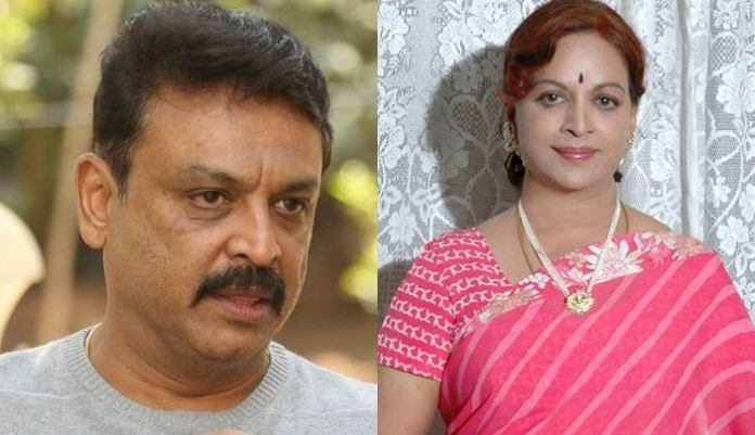 Naresh Clarifies On Vijaya Nirmala's Biopic News